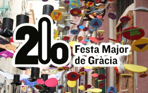 Logotip de la Festa Major de Gràcia 2017