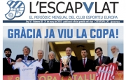 Part superior de la portada de L'Escapvlat