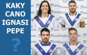 Els quatre primers capitans del club