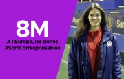A l'Europa les dones #SomCorresponsables